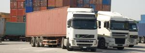 Transporte de Mercancías Maritimo y Terrestre